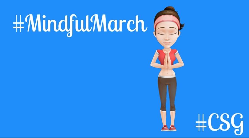 Introducing #MindfulMarch